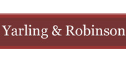 Sponsor logo yarling robinson