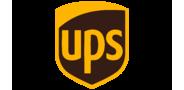 Sponsor logo ups logo