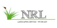 Sponsor logo nr landscaping