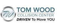Sponsor logo tom wood collision