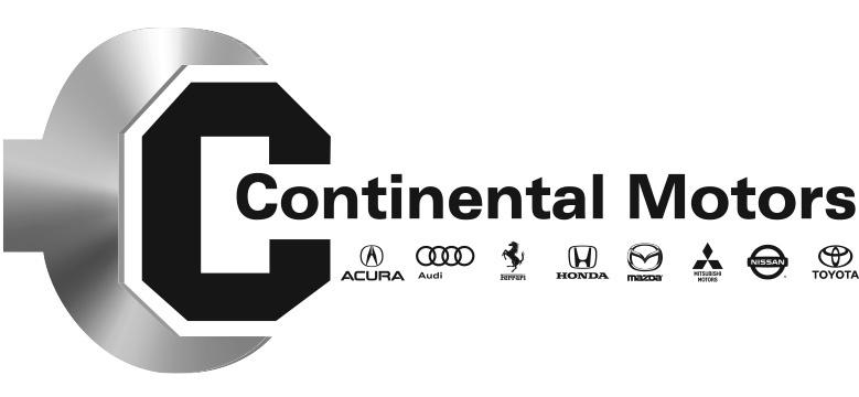 Continental motors logo 2021