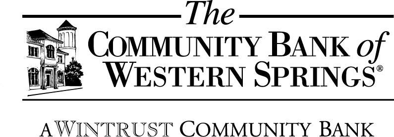 Community bank of western springs