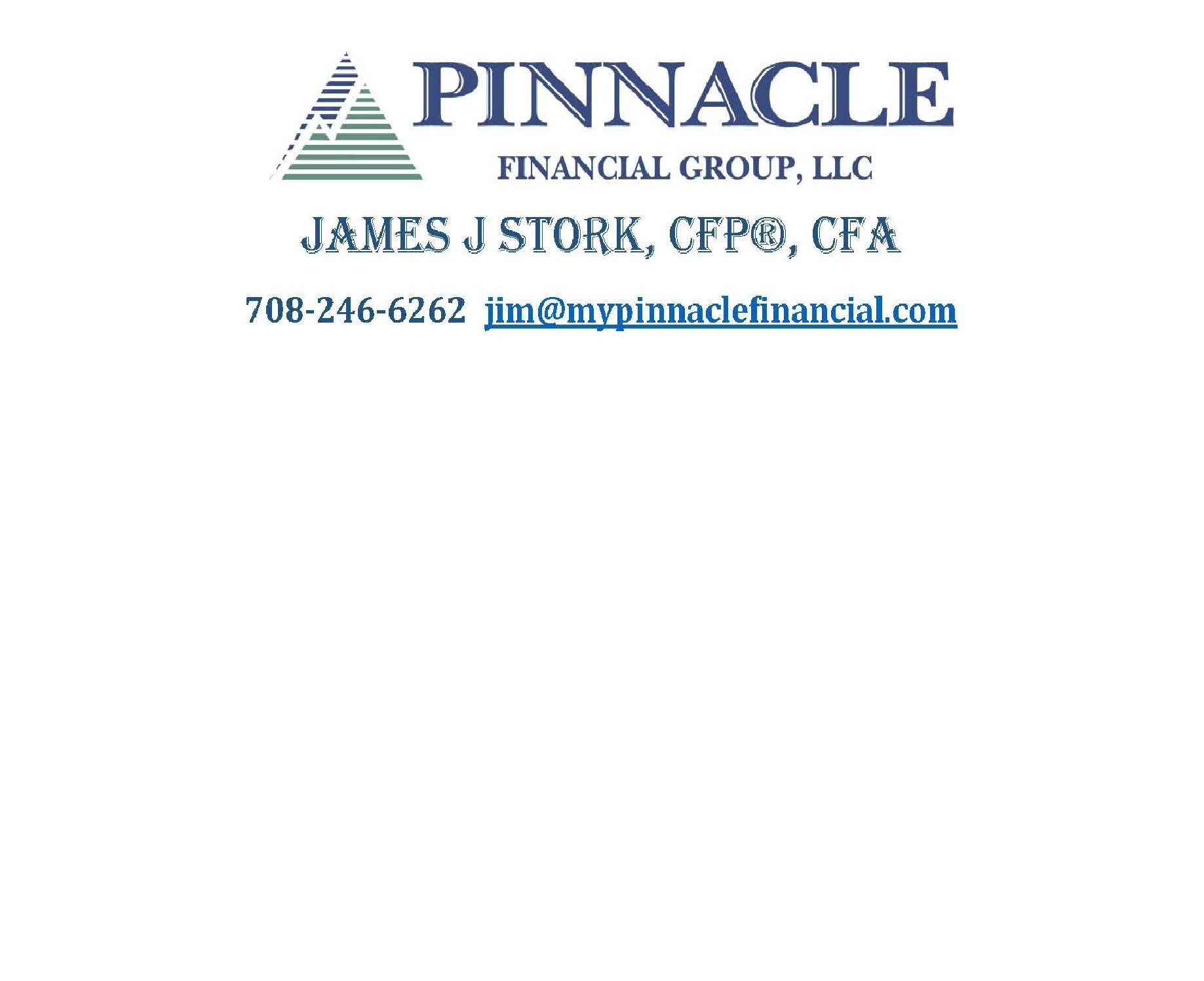 Pinnacle financial group