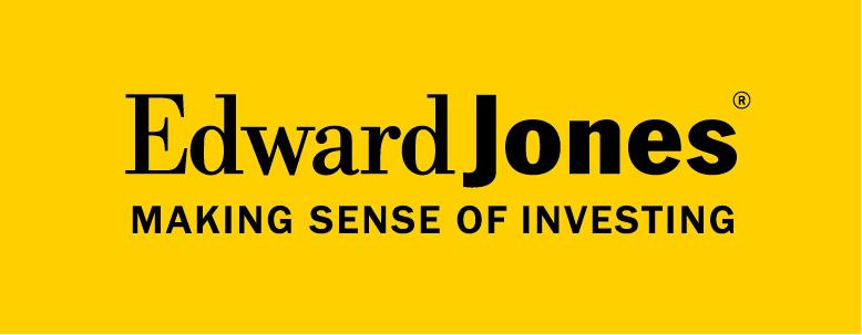 Edward jones print material logo