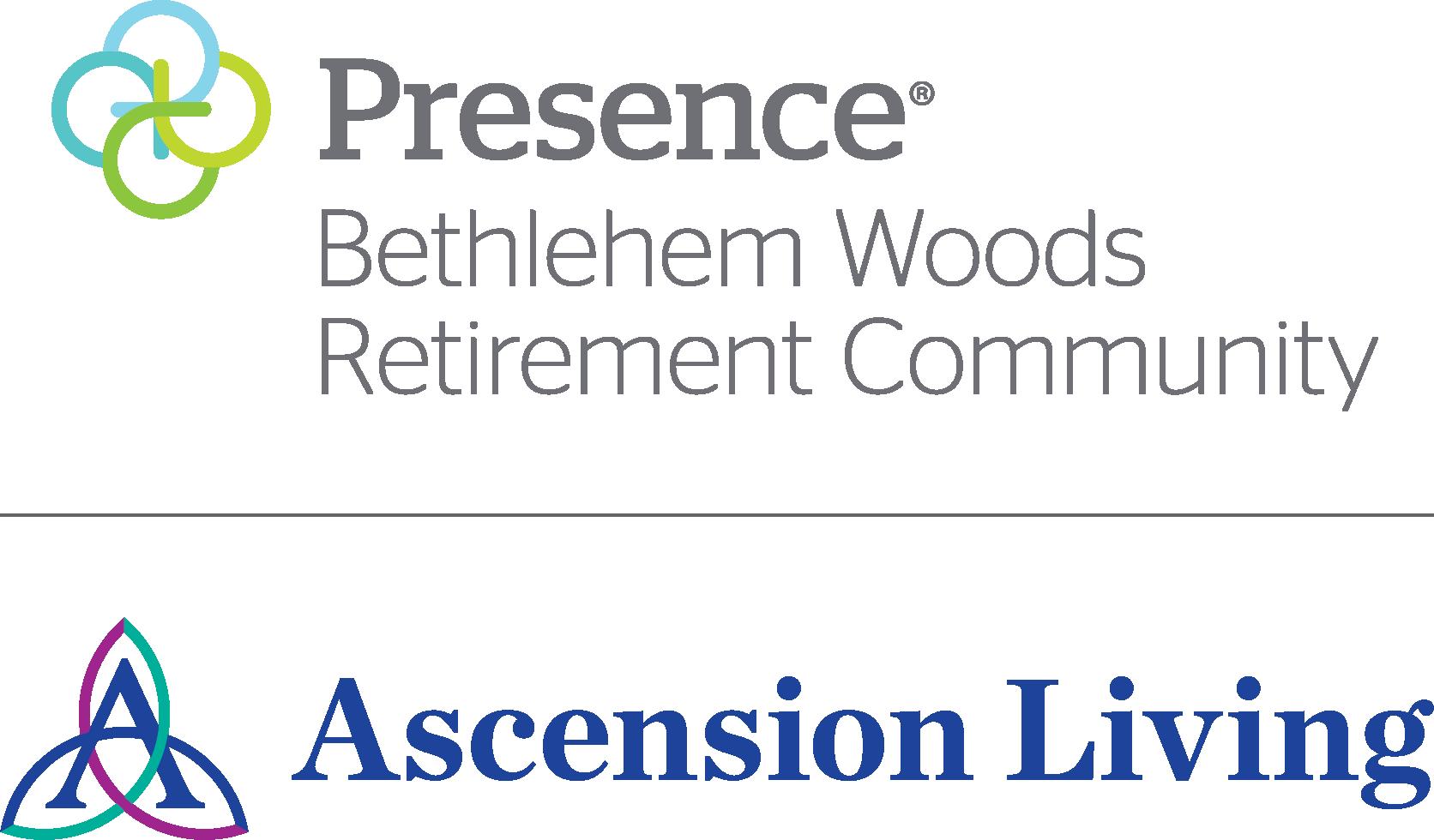 Bethlehem woods logo 2021