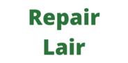 Sponsor logo repair lair