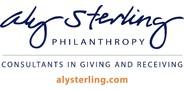 Sponsor logo aly sterling philathropy