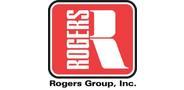 Sponsor logo rogers group logo