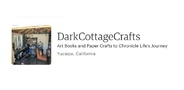 Sponsor logo dark cottage crafts