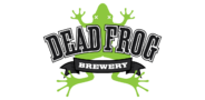 Sponsor logo dead frog logo c