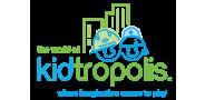 Sponsor logo kidtropolis logo
