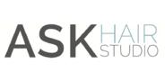 Sponsor logo ask hair studio