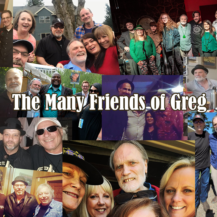 The many friends of greg header square