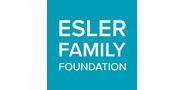 Sponsor logo esler family foundation logo