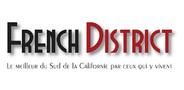 Sponsor logo french district los angeles san diego 750