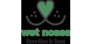 Sponsor logo wet noses logo